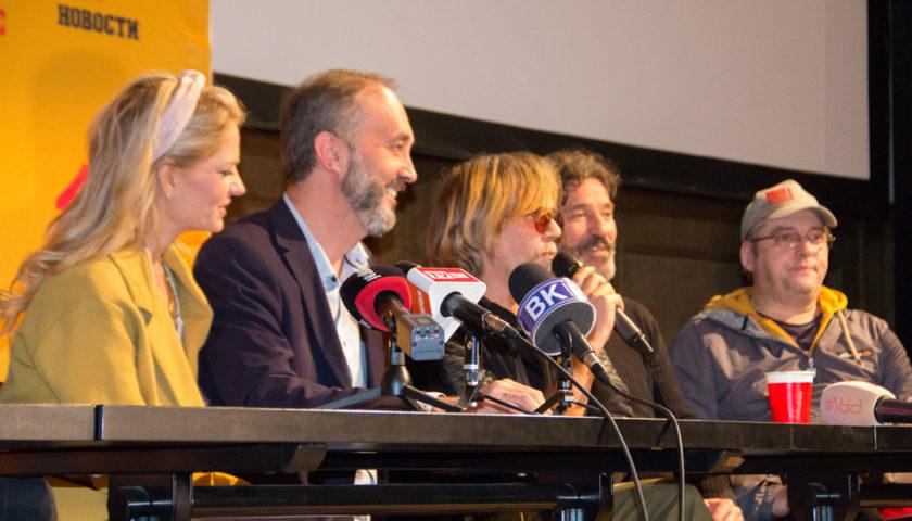 """Film """"Četiri ruže"""" od 5. decembra u bioskopima, Žika Todorović i Gagi Jovanović otkrili detalje, a crnogorska glumica ima važnu ulogu"""