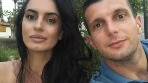 Crnogorski reprezentativac Fatos Bećiraj dobio drugog sina