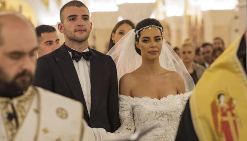 Oženio se Veljko Ražnatović, evo kako je izgledala Ceca