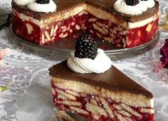 Voćna torta bez pečenja
