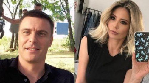 Ana Mihajlovski i Vuk Kostić u vezi