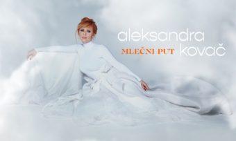 Novi album Aleksandre Kovač pečetkom 2020.
