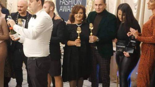 Srđa Lubarda i Montenegro Fashion Week dobili nagradu u Srbiji