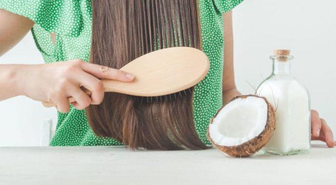 Sjajna kosa za novogodišnju frizuru