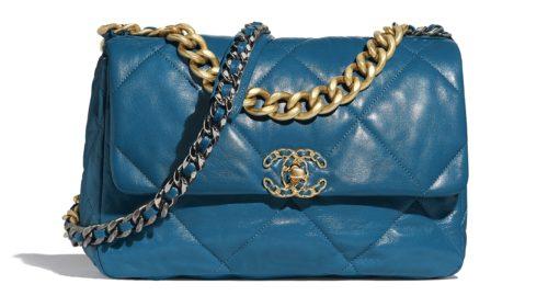 Torba Chanel 19 je posljednji modni dodatak koji je dizajnirao Karl Lagerfeld