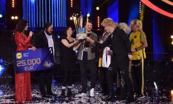 Pobjednici TLZP-a su Ivana i Danijel