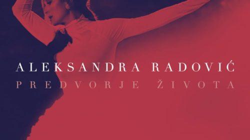 Aleksandra Radović objavila album, jednu baladu napisao i Bojan Jovović iz Podgorice