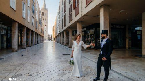 Vjenčanje koje dokazuje da koronavirus ne može protiv ljubavi