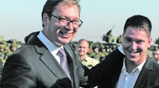 Od virusa KOVID 19 obolio i Danilo, stariji sin predsjednika Srbije