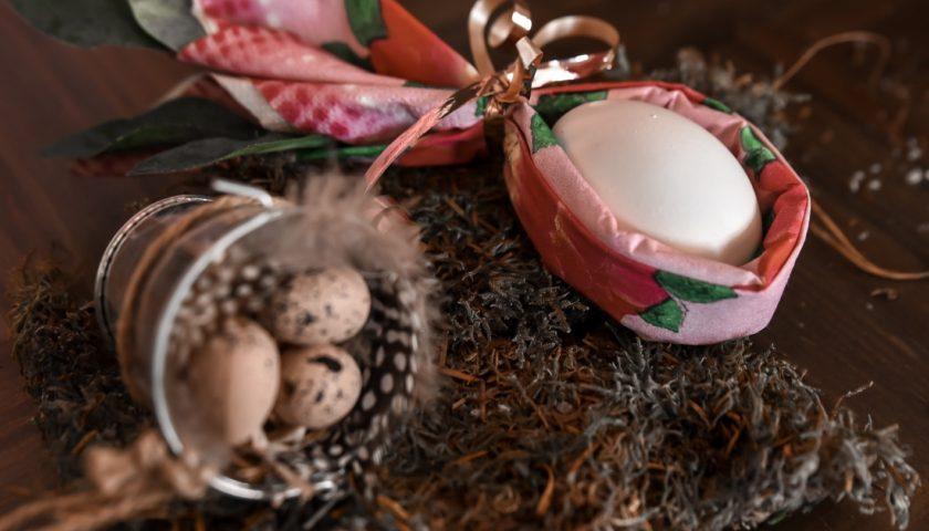 """Iz radionice """"Kreiraj sam"""" nam predlažu  kako da ukrasimo jaja za Vaskrs"""