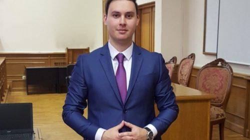 Blagoje Babić, student medicine koji zna samo za 10-tke