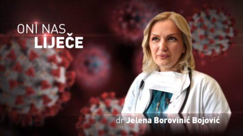 Evo ko je dr Jelena Borovinić Bojović koja liječi kovid bolesnike