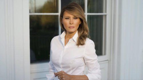 Kroj haljine koju nosi Melanija Tramp trebalo bi da imate ove sezone
