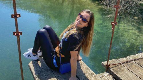 Ana Milačić: Srećna sam  što napokon imam vremena da budem sa svojim najdražim