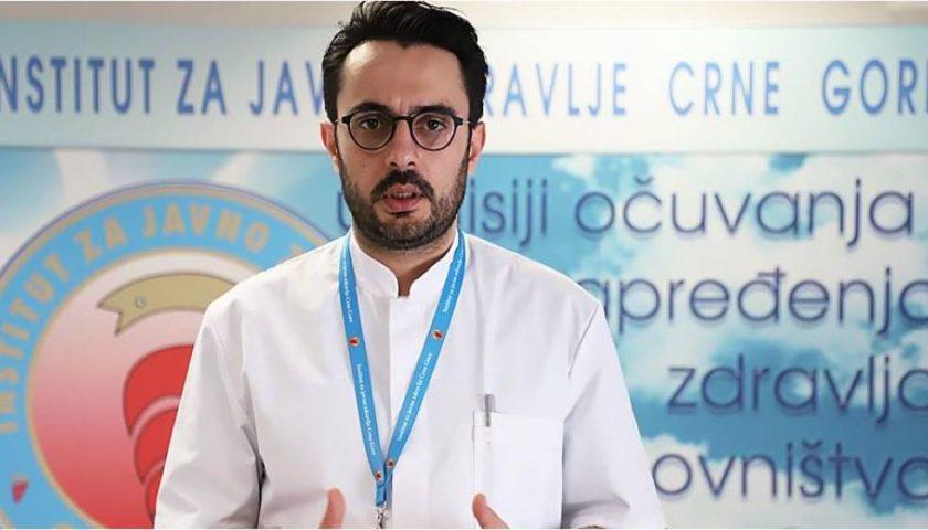 UŽIVO VIDEO: Povećan broj zaraženih od korona virusa, pet pacijenata na respiratoru