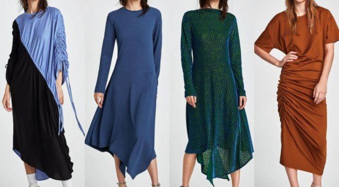 Asimetrične haljine su hit ovog ljeta