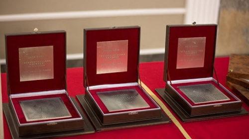 Dobitnici Trinaestojulske nagrade su Institut za javno zdravlje Crne Gore, dr Ranko Lazović i književnik Živko Andrijašević