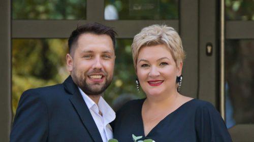 Snežana Burzan i Mihailo Vuksanović: Vjenčanje u doba korone