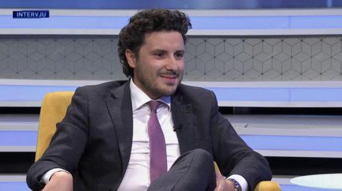 Dritan Abazović: Nemam vremena za emotivnu vezu