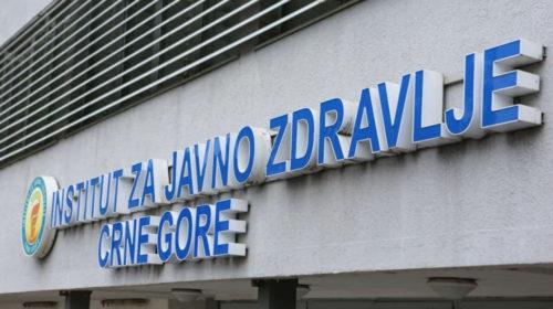 Četiri opštine u crvenoj zoni: U Podgorici stopa incidencije 1.855 na 100.000 stanovnika