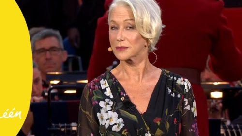 Helen Miren: Stara sam i tako izgledam, to je sasvim u redu