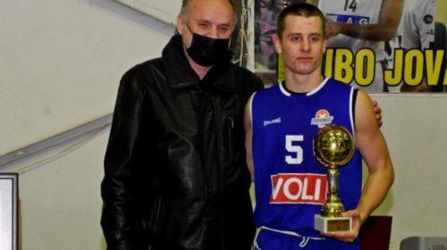 """Mlade nade: Danilo Ivanović briljirao na Memorijalu """"Ljubo Jovanović"""""""