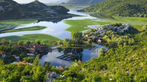 Apel za spas Skadarskog jezera