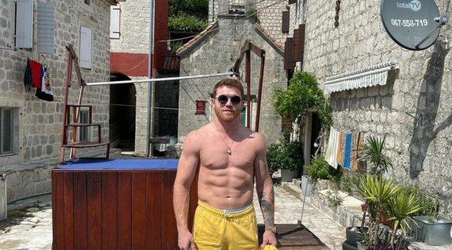 Najveća svjetska bokserska zvijezda boravi u Crnoj Gori