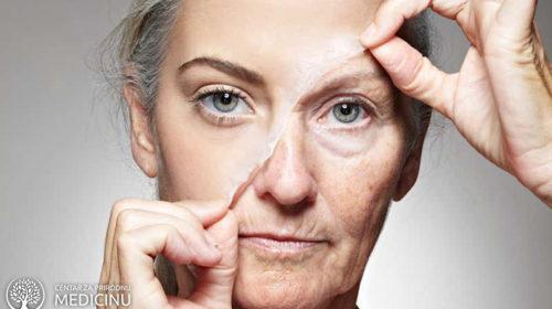 Zašto i kada naša koža počinje stariti?