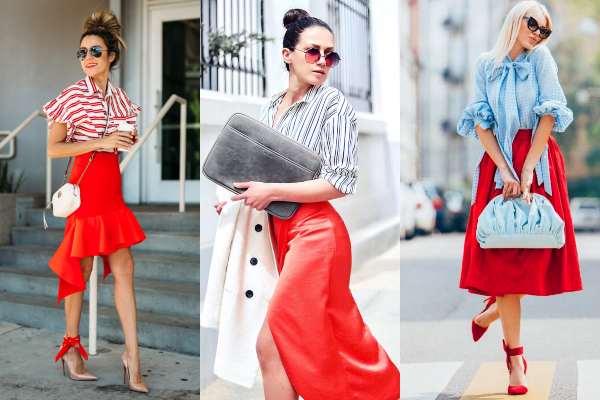 Modna inspiracija: Duga suknja hit proljeća