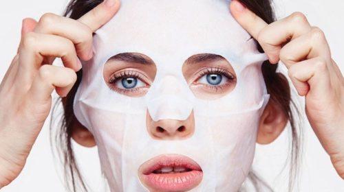 Proljećna maska za suvu kožu