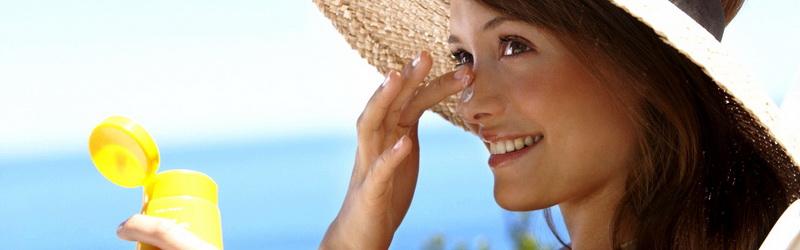 Kako se pravilno nanosi krema za sunčanje