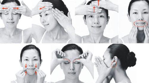 Japanski način pomlađivanja lica