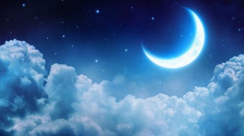 Mlad mjesec u noći 6. I 7. oktobra će imati NEVJEROVATNU MOĆ