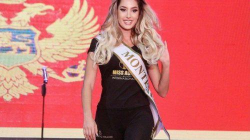 Mis Crne Gore u finalu izbora Miss Aura International