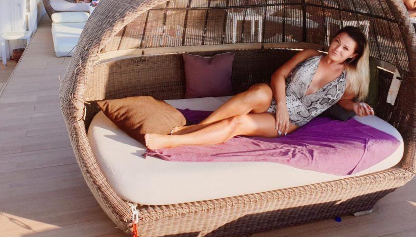 Ivona Blagojević fotkama sa odmora zapalila društvene mreže