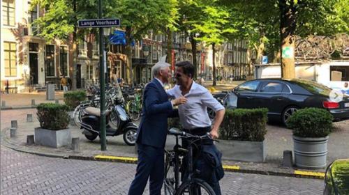 Zašto premijer Holandije ide biciklom na posao