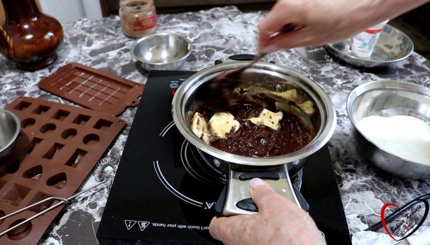 Napravite sami kod kuće čokoladu