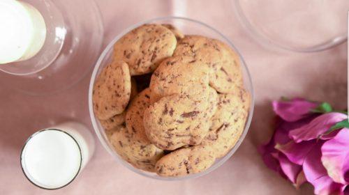 Čokoladni hrskavi kolačići (video)