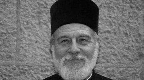 Preminuo kotorski protojerej-stavrofor Momčilo Krivokapić, sjutra sahrana