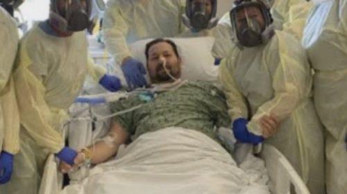 Bosanac Enes Dedić je postao jedna od prvih osoba na svijetu koja je preživjela koronu zahvaljujući ovom tretmanu