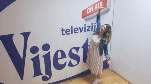 """TV """"Vijesti"""" proslavila 12 godina rada, Bojana Bojović Golijanin otkrila dio atmosfere"""