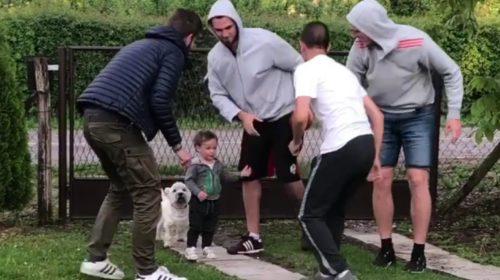 Ovaj video svi objavljuju, a mali Filip je postao zvijezda u regionu