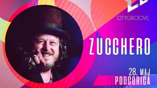 Zucchero nastupa 28. maja 2021.