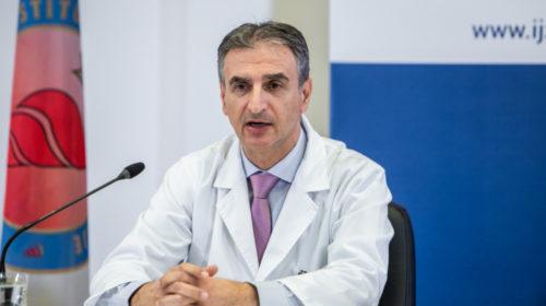 Epidemiološka situacija u Crnoj Gori je veoma ozbiljna