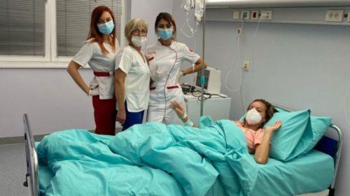 Slavica Ćukteraš zbog pogoršanog zdravstvenog stanja u bolnici