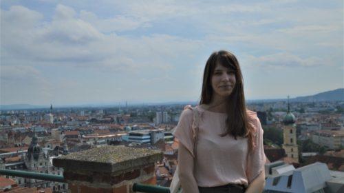 Jana Radičević je najmlađa dobitnica prestižne godišnje stipendije Writer of the City of Graz