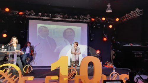 Ceca Bojković dobila nagradu Zlatna antena pa održala emotivni govor! (video)