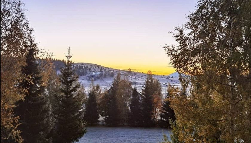 Čarobno jutro kroz Crnu Goru Marijane Zlopaše