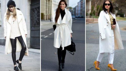 Svaka žena mora da ima bijeli kaput